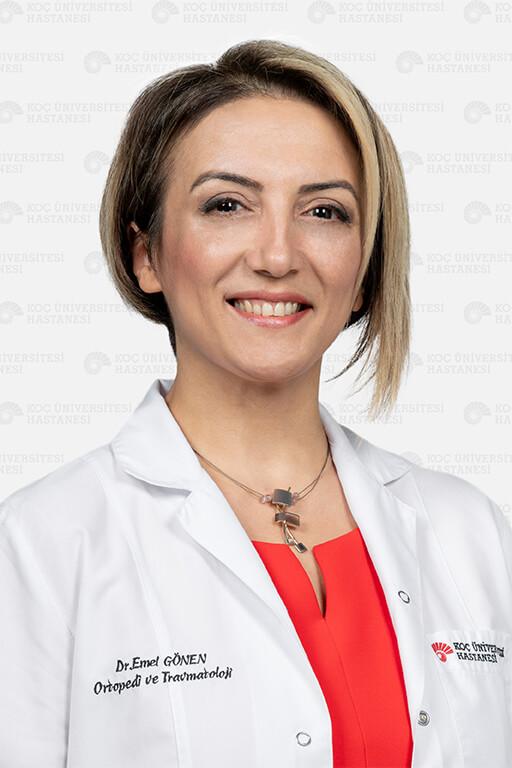 Assoc. Prof. Emel Gönen, M.D.