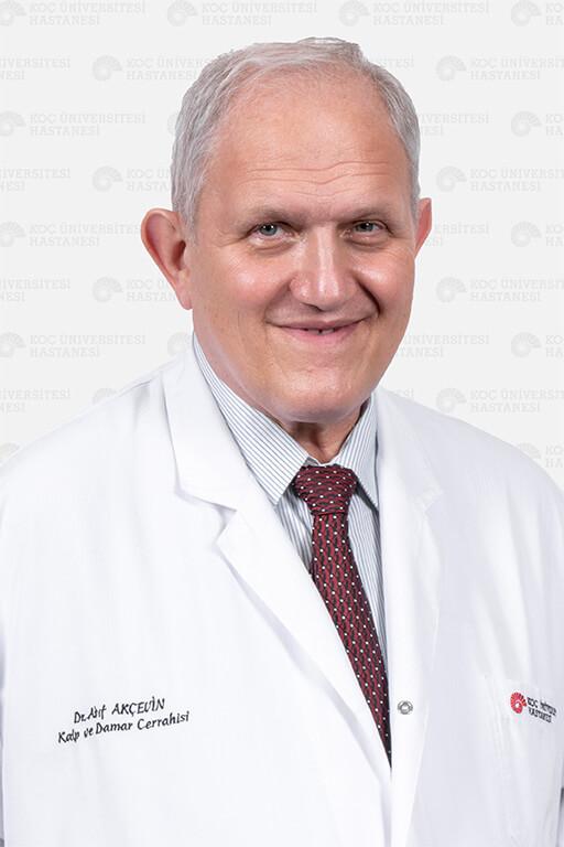 Prof. Atıf Akçevin, M.D.