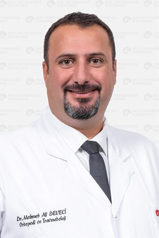 Doç. Dr. Mehmet Ali Deveci