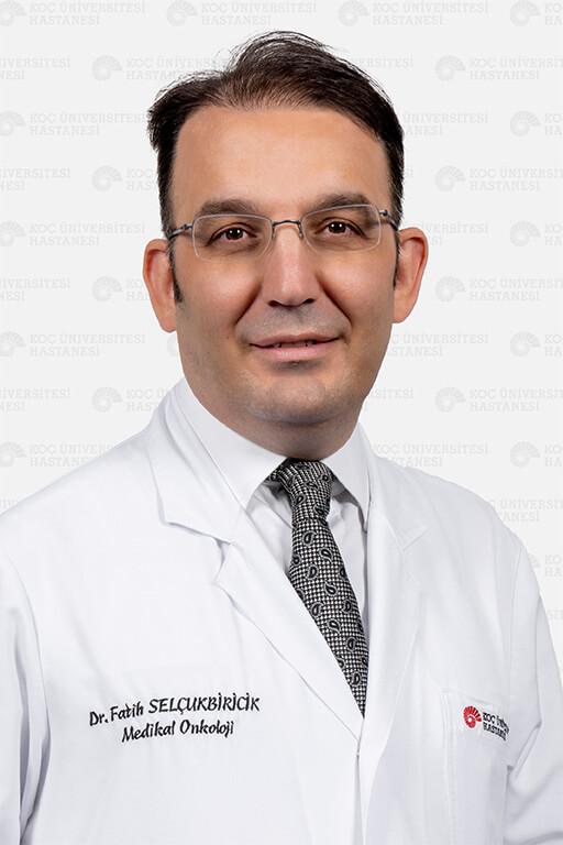 Doç. Dr. Fatih Selçukbiricik