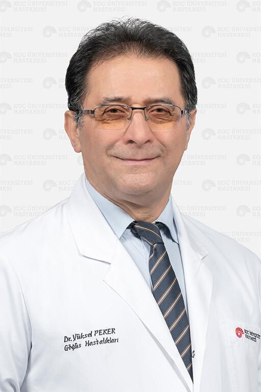 Prof. Dr. Yüksel Peker