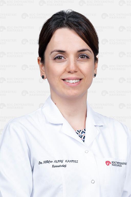 Doç. Dr. Nilüfer Alpay Kanıtez