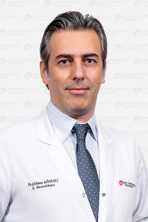 Dr. M. Gökhan Gönenli