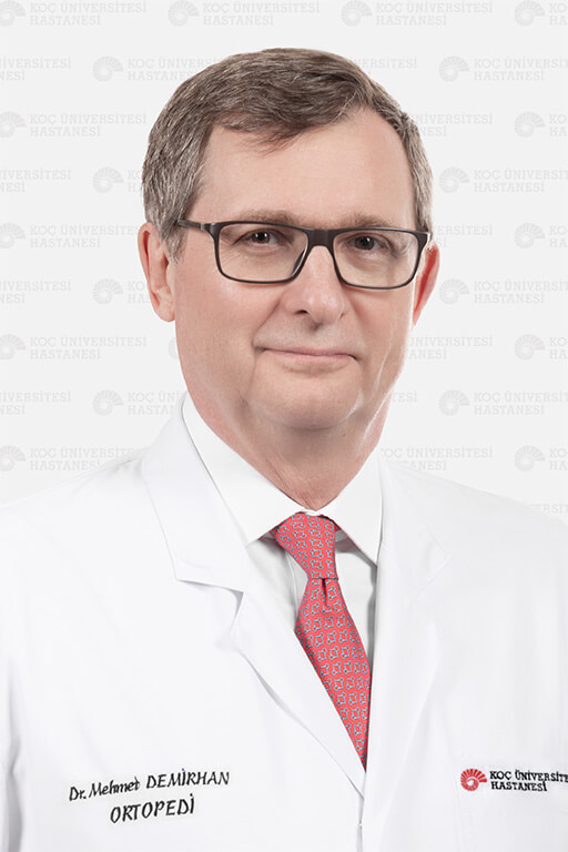 Prof. Dr. Mehmet Demirhan