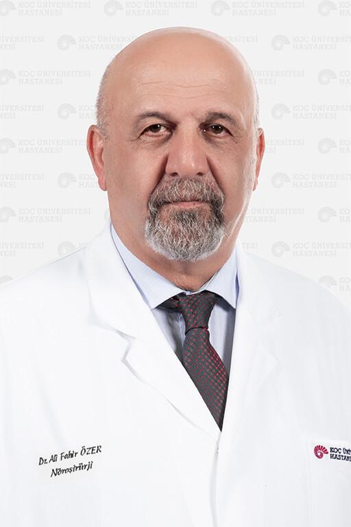 Prof. Dr. A. Fahir Özer