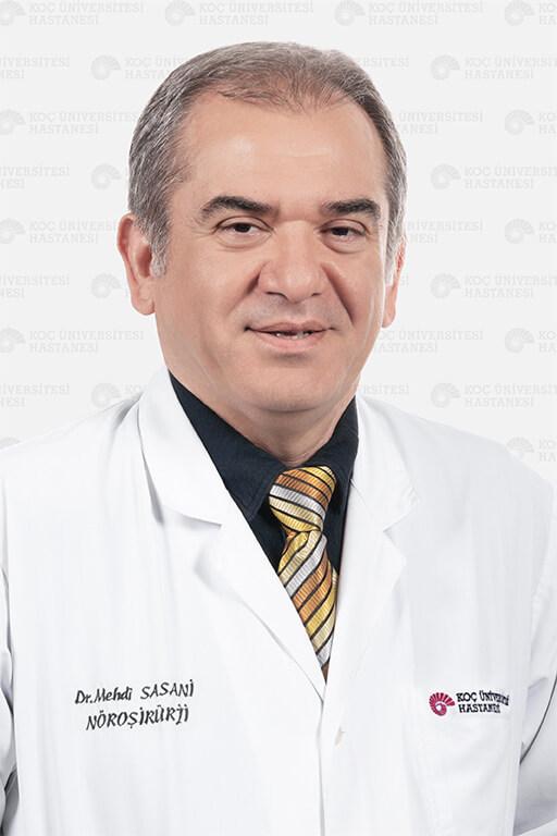 Prof. Dr. Mehdi Sasani