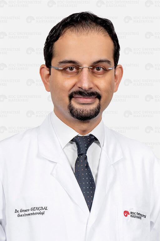 Doç. Dr. Genco Gençdal