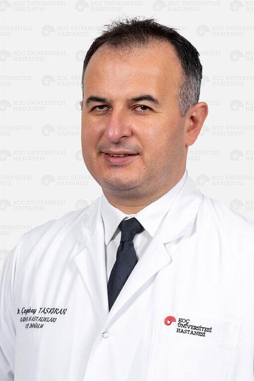 Prof. Dr. Çağatay Taşkıran