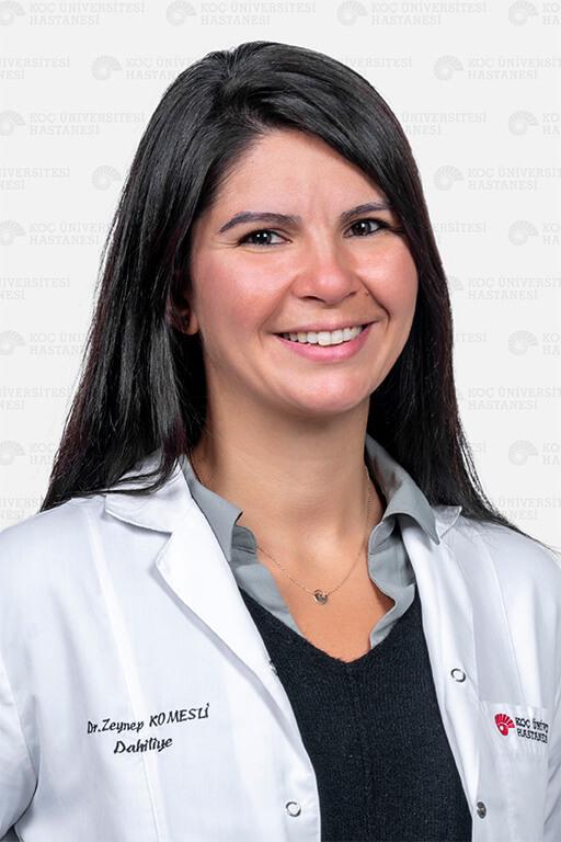 Dr. Zeynep Komesli