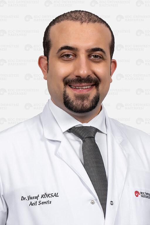 Dr. Yusuf Köksal