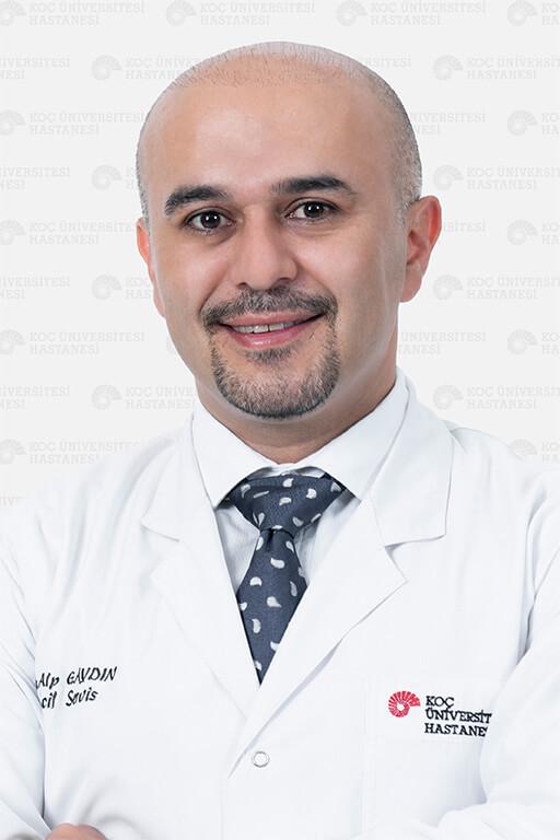Dr. Alp G. Aydın